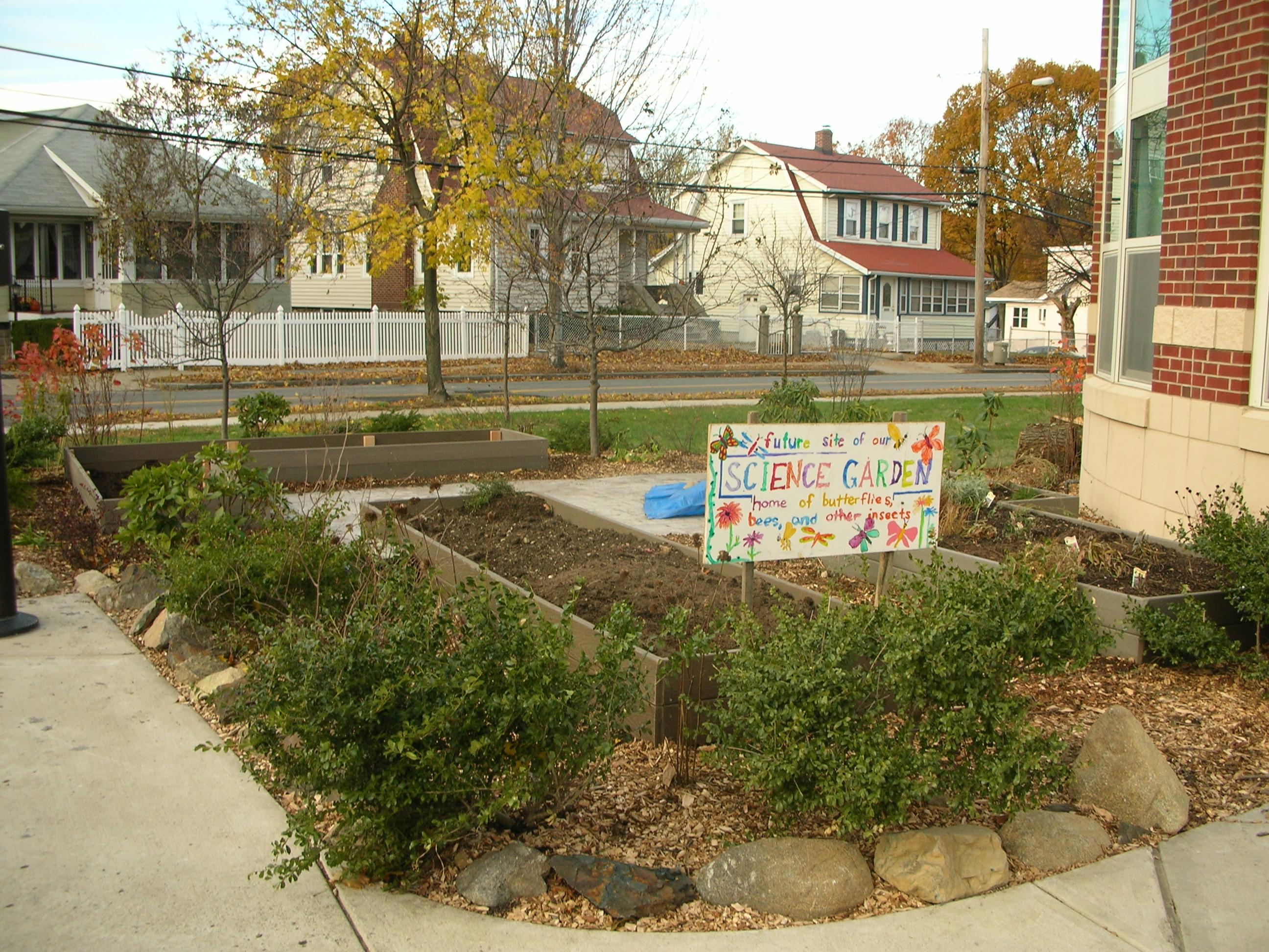 Pierce School Science Garden